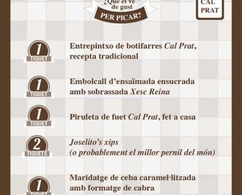 Nit de Tapes Cal Prat